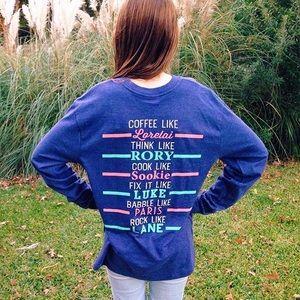 Jadelynn Brooke Gilmore Girls T-Shirt